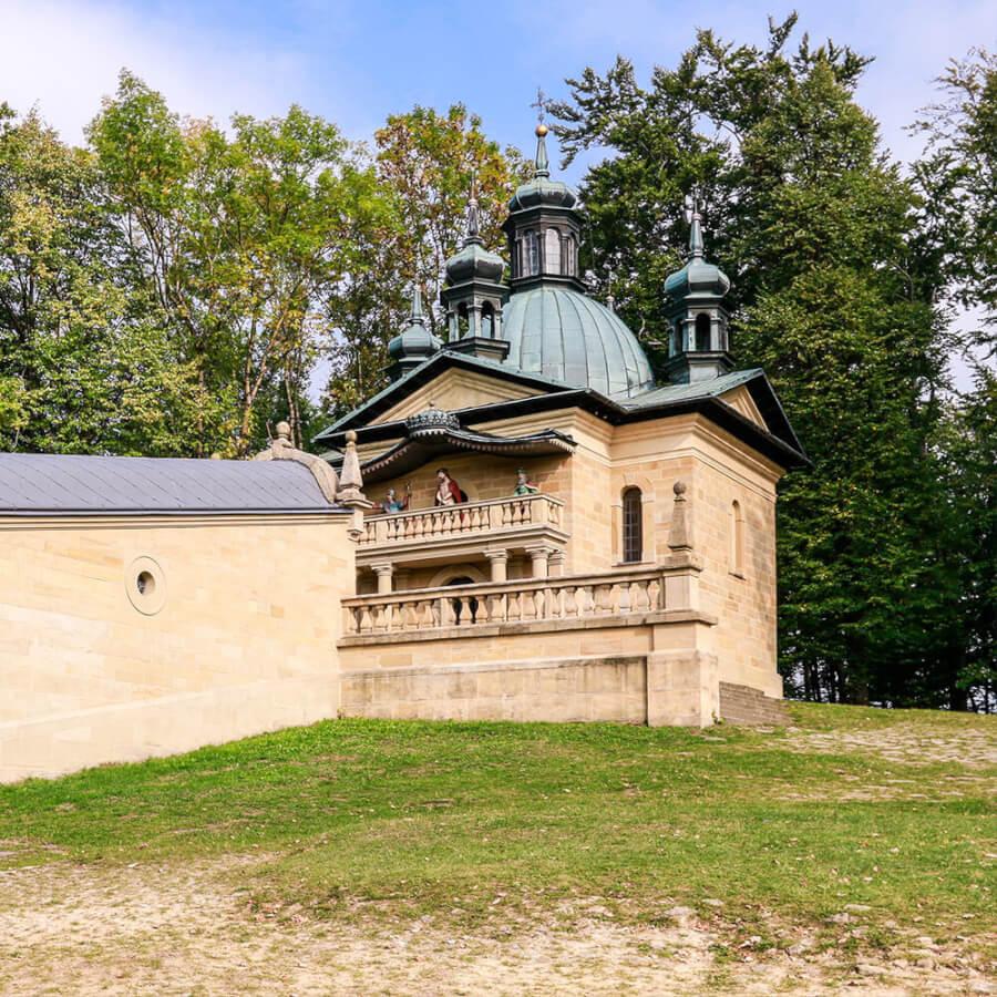 Klasztor Kalwaria Zebrzydowska