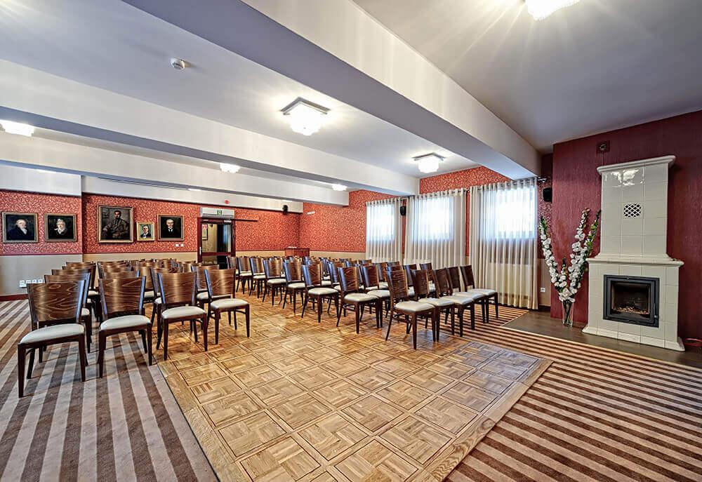 Sala Portretowa - konferencja