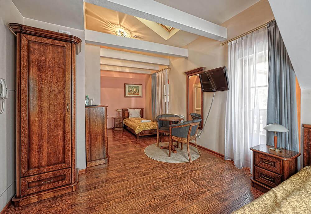 Pokój 2 os. z dwoma osobnymi łózkami